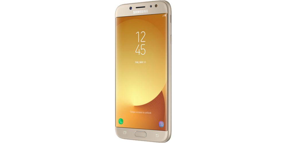 Comprar samsung galaxy j7 2017 Ladeado gold