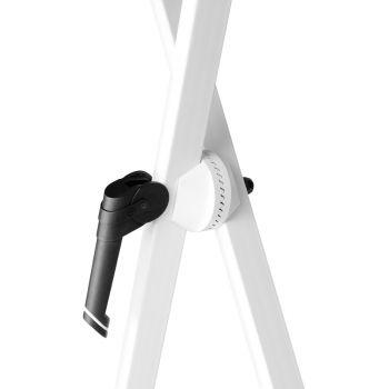 Gravity KSX 2 W Soporte de Teclado tipo Tijera doble blanco