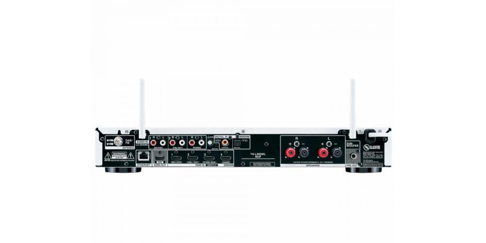 onkyo ls5200 conexiones