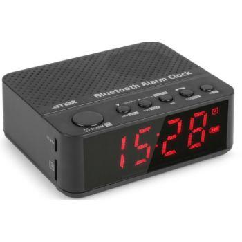max MX4 Radio Reloj Bluetooth con bateria 130118