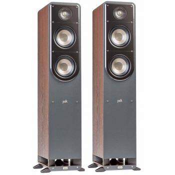 Polk audio S50 Walnut Pareja Altavoces