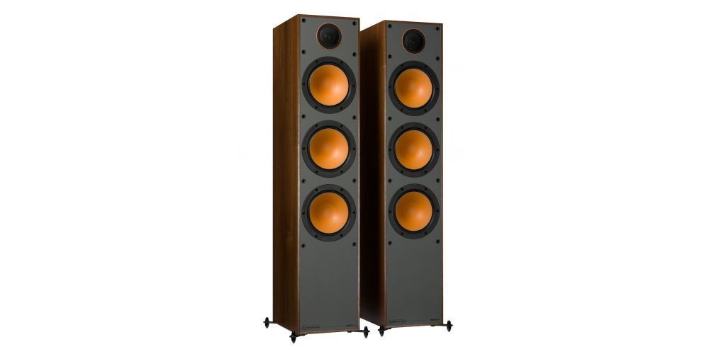 monitor audio monitor300 walnut
