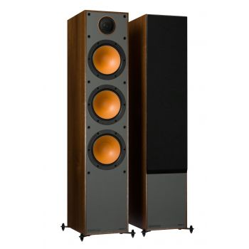 Monitor Audio Monitor 300 walnut Pareja Altavoces