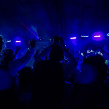 American Dj UV LED BAR 20 IR Ultravioleta