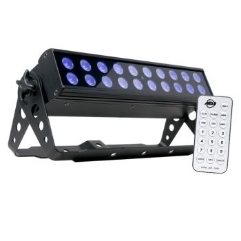 American Dj UV LED BAR 20 IR Ultravioleta