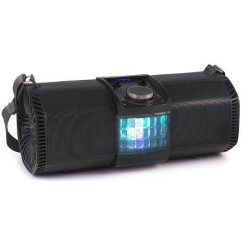 Fenton MDJ-150 Partystation 200W con bateria y Derby LED 178317