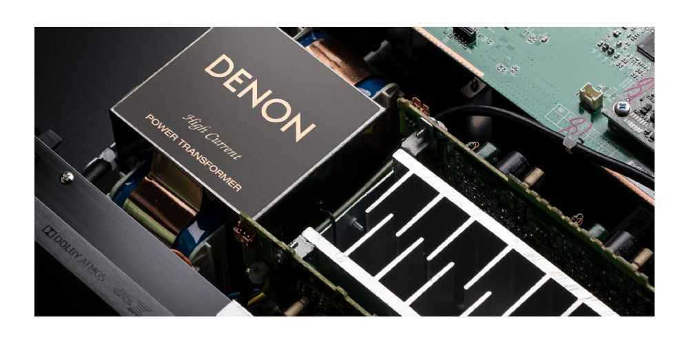 denon avrx4500h black receptor av negro wifi bluetooth construccion