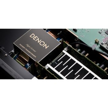 Denon AVRX4500H Black receptor AV AVR-X4500H Negro