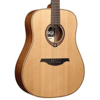 LAG T170D Guitarra Acústica Dreadnought Serie Tramontane