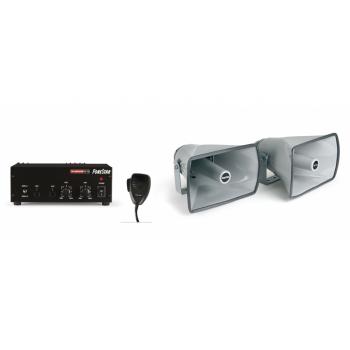 Fonestar PEM-63 Equipo móvil de megafonía 60 W máximo