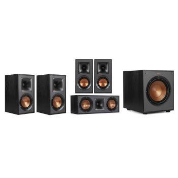 Klipsch R-51 HCS 5.1 ,Conjunto 2-R51M,2-R41,R52C,R100SW