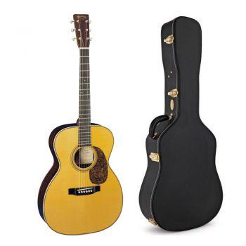Martin 000-28EC Eric Clapton Guitarra Acústica con Estuche