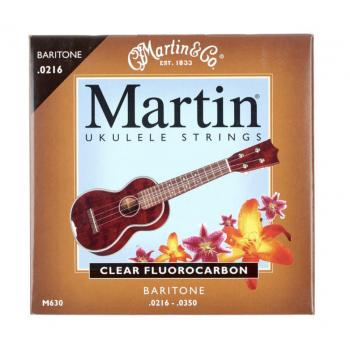 Martin M630 Cuerdas Ukulele Sp Baritono 22-35