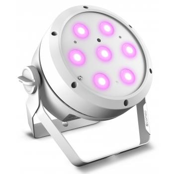 Cameo ROOT PAR 4 WH Foco PAR con 7 LED RGBW de 4 W