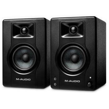 M Audio BX3 Monitores Activos. Par