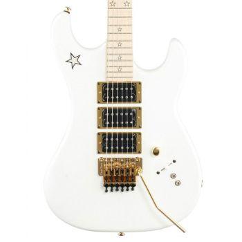 Kramer Jersey Star Alpine White Guitarra Eléctrica