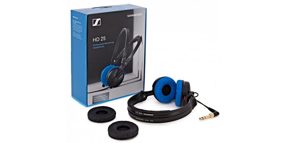 sennheiser hd25 blue accesorios