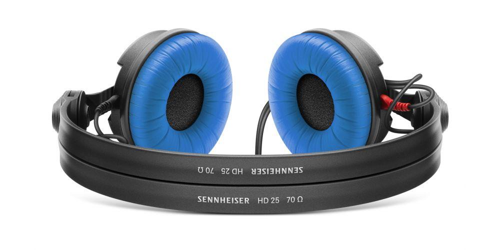 sennheiser hd25 blue auricular dj