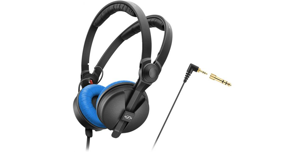 sennheiser hd25 blue auricular