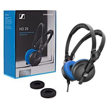 Sennheiser HD 25 BLUE Auricular DJ Edición Limitada