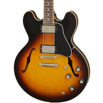 Gibson ES-335 Dot Vintage Burst Guitarra Eléctrica