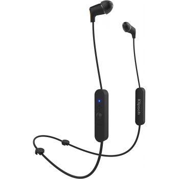 KLIPSCH R5 HDPHN Black Auriculares Bluetooth Sport Negros