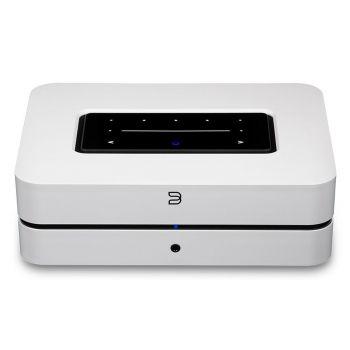 Bluesound Power Node White,  Reproductor de Audio en Red Amplificado