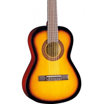 Eko CS-2 Sunburst Guitarra Clasica