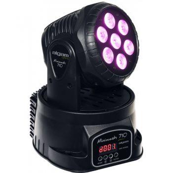 Algam Lighting MINIWASH710 Wash LED 7 x 10W RGBW