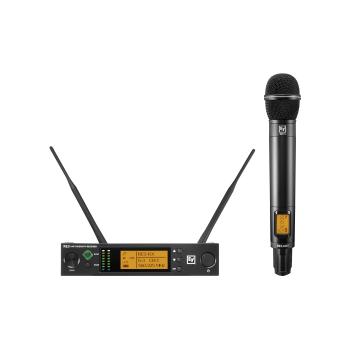 Electro-Voice RE3-ND76-5L Micrófono Inalámbrico Cardioide de Mano Banda 5L (488 MHz- 524 MHz)