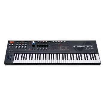 Ashun Sound Machines Hydrasynth Deluxe Sintetizador Digital