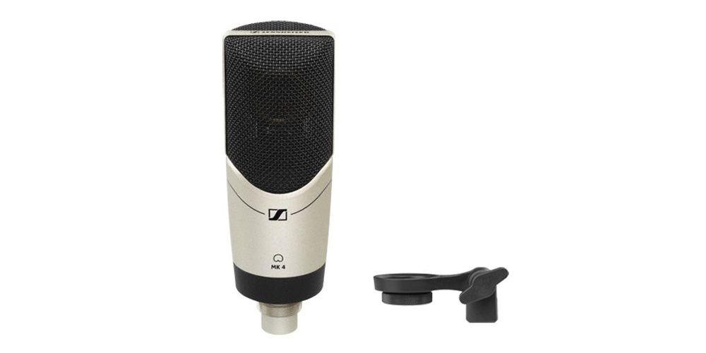 sennheiser mk4 microfono