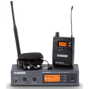 LD SYSTEMS MEI-1000G2 Sistema de Monitoraje inalámbrico In-Ear