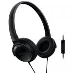 PIONEER SE-MJ502T-K  Auriculares Cerrados Negros con micro