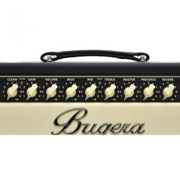 BUGERA V22HD INFINIUM Cabezal Guitarra ,22 W V22-HD