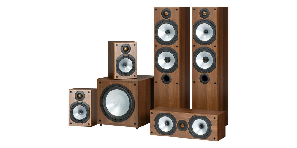 monitor audio mr4 av walnut