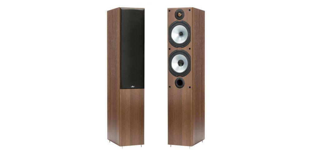 monitor audio mr4 walnut