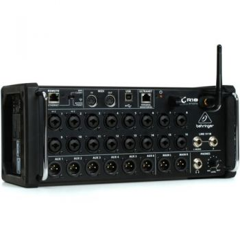 BEHRINGER X AIR XR18 ,Mezclador Digital