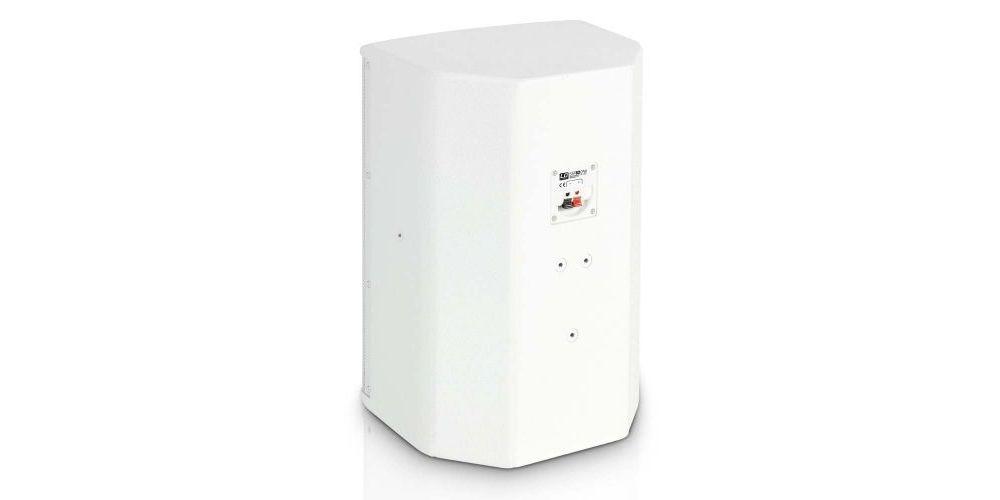 LD SYSTEMS SAT 82 G2W Altavoz Pasivo de Instalacion Blanco Unidad