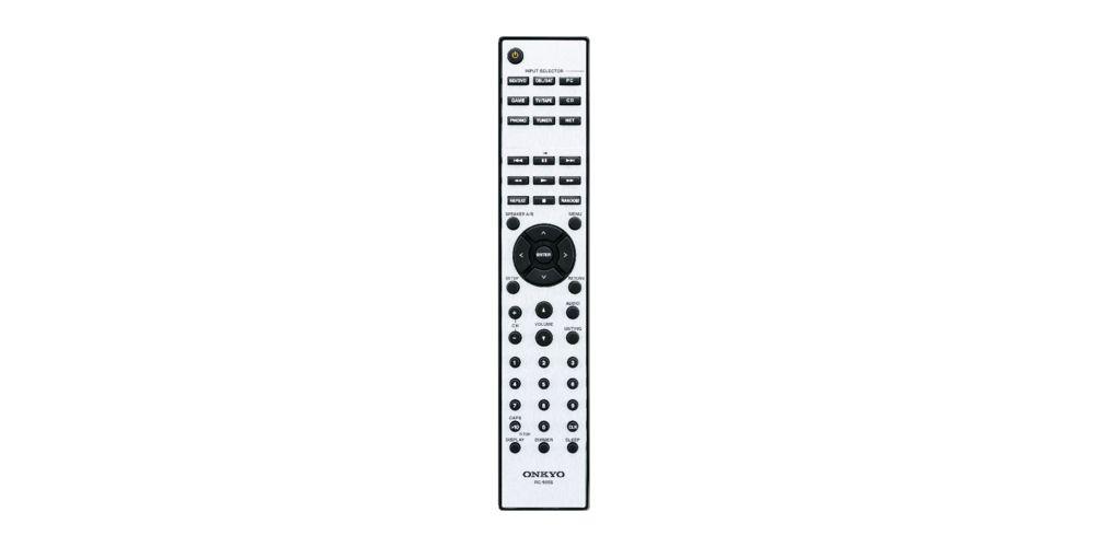 ONKYO TX-8130 B Receptor Stereo 110 W, Negro