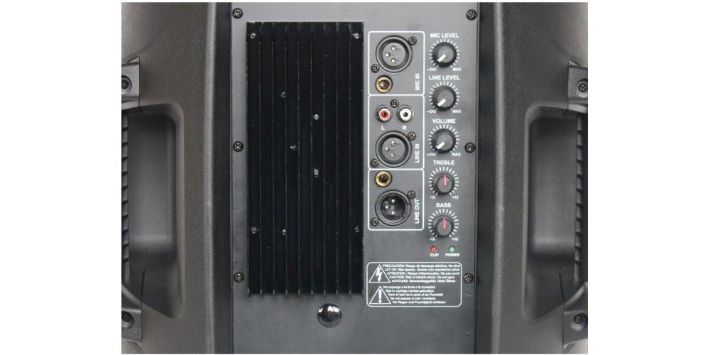 Vexus AP1500A Altavoz Activo 15