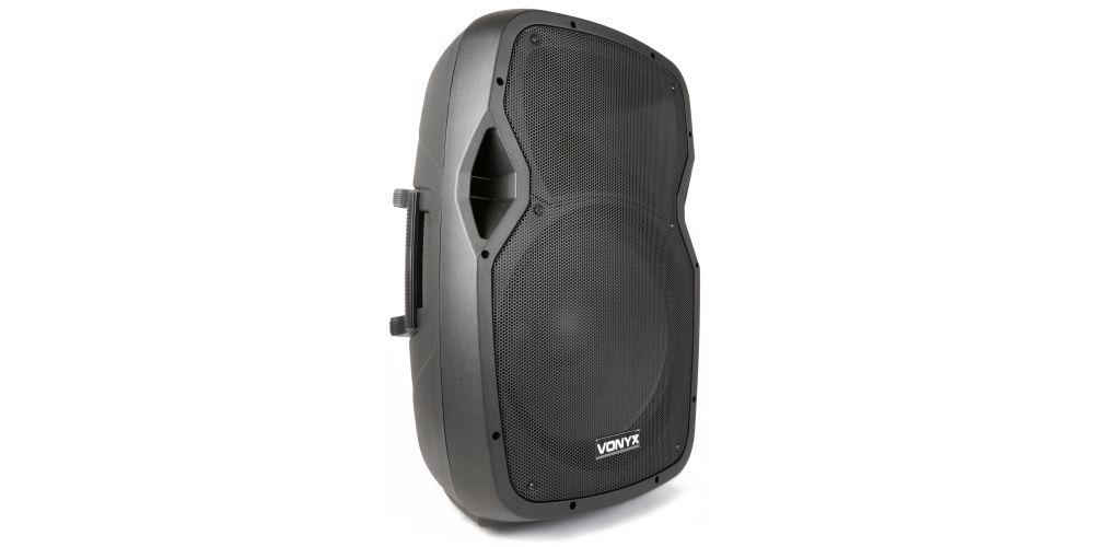 comprar altavoz amplificado con microfonos vonyx 170343