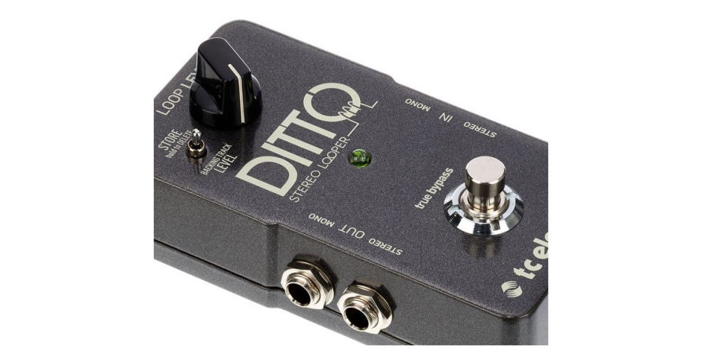 DITTO STEREO LOOP lateral