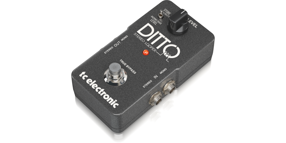 Ditto Stereo Looper pedal tc electronic