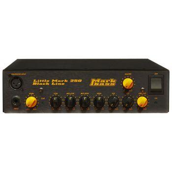 MarkBass Cabezal Bajo Little Mark 250 Black line 250W