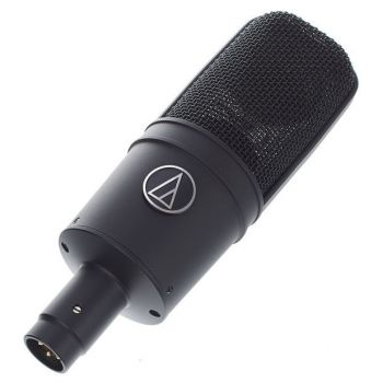 AUDIO TECHNICA AT 4033 ASM Microfono condensador de captación lateral