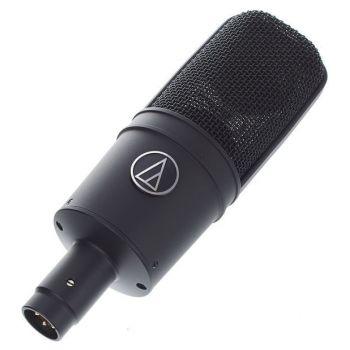 AUDIO TECHNICA AT 4033 ASM Microfono condensador de captación lateral