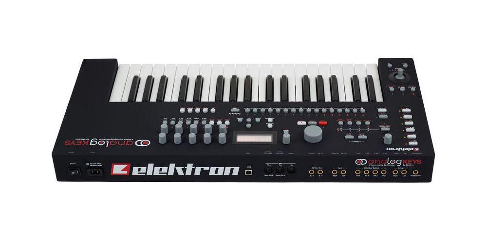 elektron analog keys back