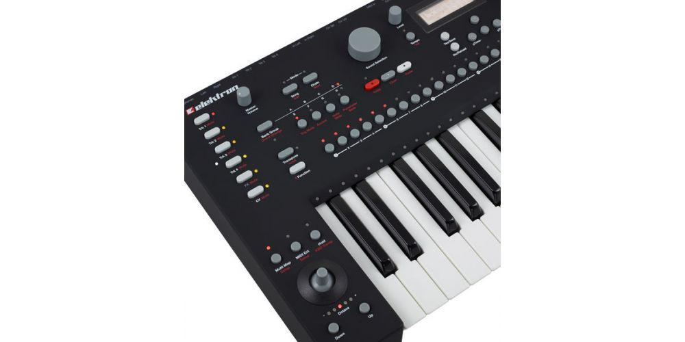 elektron analog keys controles