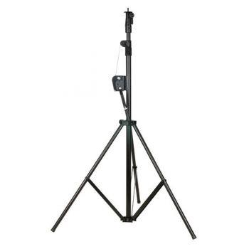 Showtec Wind-Up Lightstand 3000mm Soporte Iluminación 74000